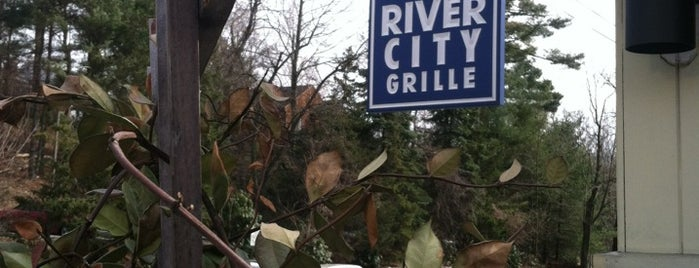 River City Grille is one of Westchester Eats.
