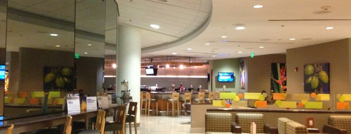 American Airlines Admirals Club is one of Florida, FL.