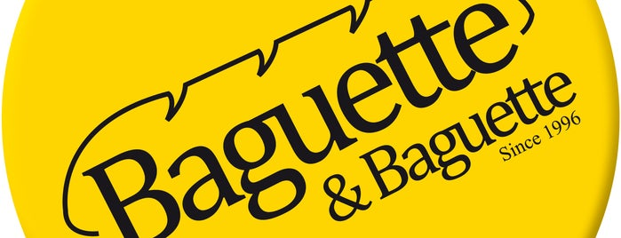 Baguette & Baguette Central Park is one of Specials.