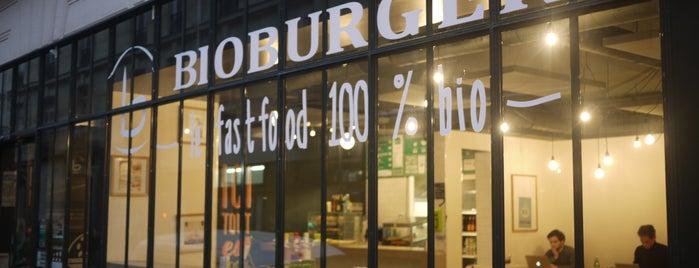 Bioburger is one of Paris.