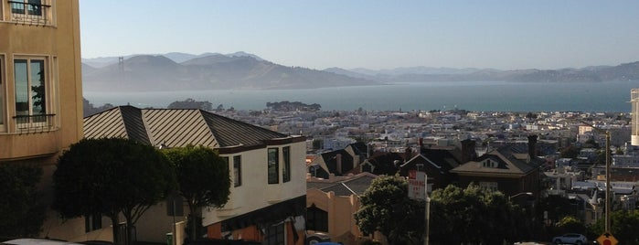 Fillmore Stairs is one of San Francisco Bay Area.