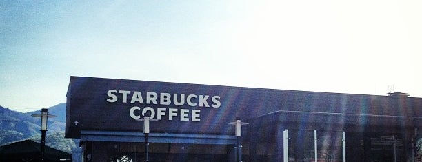 Starbucks Coffee 南条SA(上り線)店 is one of 福井旅行 in 2014.