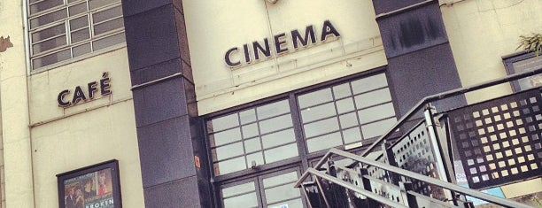 The Showroom Cinema is one of Welcome to Sheffield..