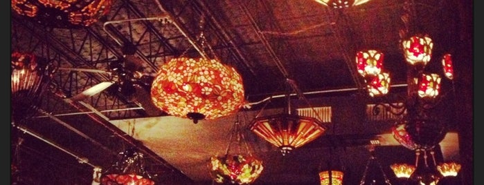 Nouveau Antique Art Bar is one of Houston Happy Hour Guide.