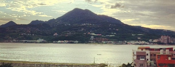 Tamsui River is one of Taiwan.