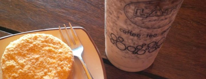 Latte Cafe is one of Coffee crazy in Roxas City.
