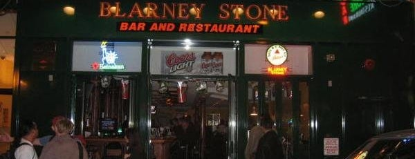 Blarney Stone is one of NYC spots.