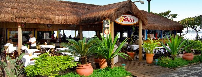 Tahiti Restaurante Pizza Bar is one of Favorite Food.