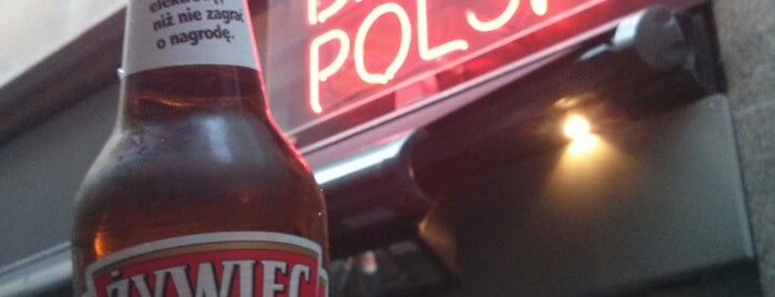 Bar Polski is one of 1000 Things To Do In London (pt 2).