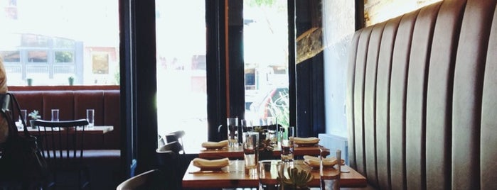 Meadowsweet is one of Brunch spots.