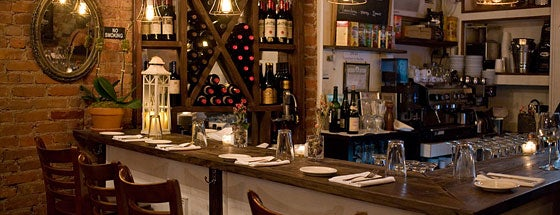 Antibes Bistro is one of Restaurants.