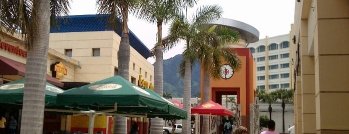 Centro Comercial Metrocentro is one of San Salvador #4sqCities.