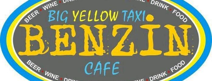 Big Yellow Taxi Benzin is one of Cafelerin.
