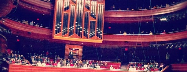 Kimmel Center for the Performing Arts is one of Venues/ Events.