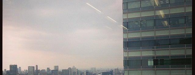 東京サンケイビル is one of IDC JP.