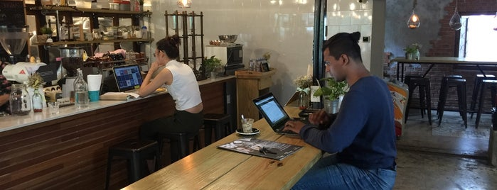 Phil Coffee Company is one of Bangkok.