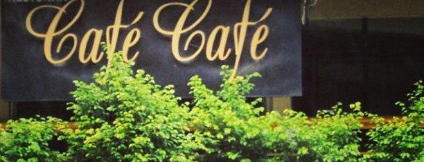 Cafe Cafe is one of Makan @ KL #8.