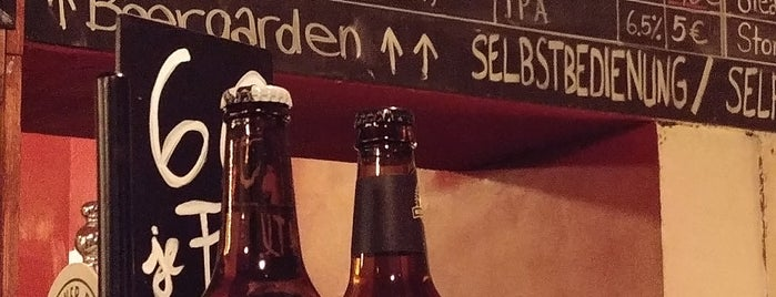 IPA Bar Berlin is one of Berlin Culture Brewery.