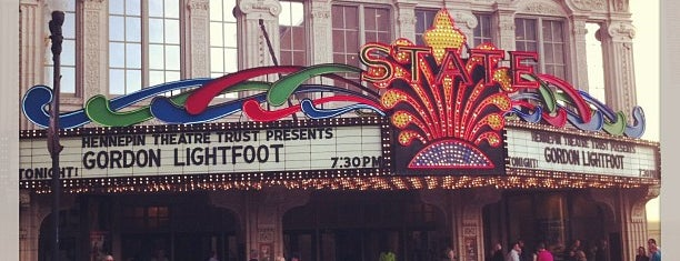 State Theatre is one of Need to revisit.