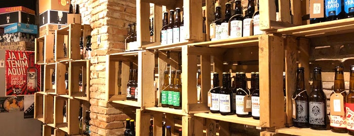 La Beata is one of Spain craft beer spots.