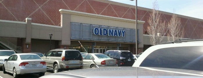 Old Navy is one of Shopping.