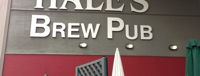 Hale's Ales Brewery & Pub is one of Seattle Microbrews.