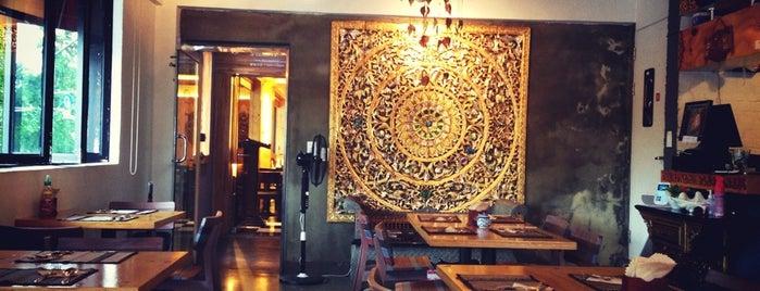 Taste of Thailand is one of Itaewon food.