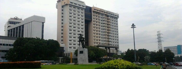 Lampu Merah Tugu Tani is one of i've been visited.