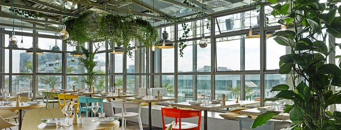 NENI Restaurant Berlin is one of Berlin Baby.