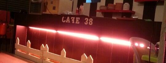 Cafe 38 is one of jalan2 cari makan seksyen 13 shah alam.