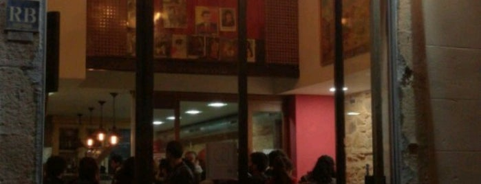 Bar o'Barquiño is one of My restaurants :).