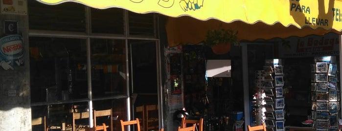Nitos is one of Los mejores locales en Palma de Mallorca.