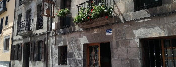 Zarrabenta is one of Templos del buen comer.