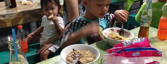 "Bakso & Soto ""Lumayan"" Bpk. Cipto is one of Tempat Makan Enak."