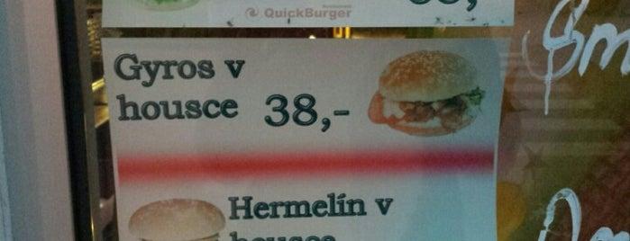 Quickburger is one of můj seznam míst.