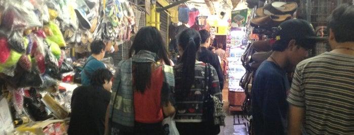 Chatuchak Weekend Market is one of Thailand.