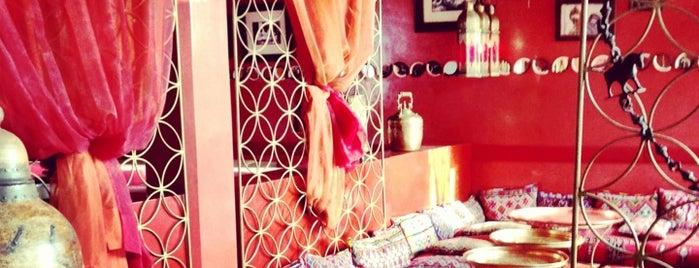 Café Arabe is one of Marrakech.