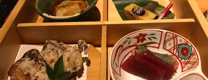 豆家 別邸 鶏とおとうふ 福福 is one of お気に入り.