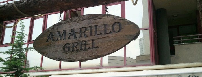 Amarillo is one of istiyorumgidicem!!.