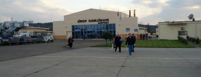 Sinop Airport (NOP) is one of Airports in Turkey.