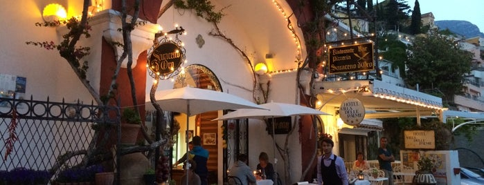 Saraceno D'Oro is one of Honeymoon in Amalfi Coast.