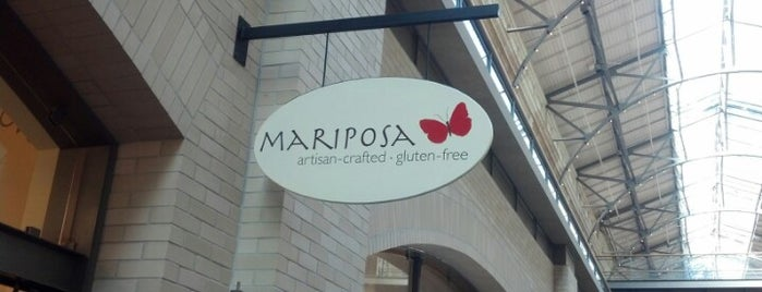 Mariposa Baking Co. is one of The 15 Best Places with Gluten-Free Food in San Francisco.