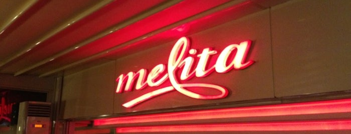 Melita Cafe is one of ts.