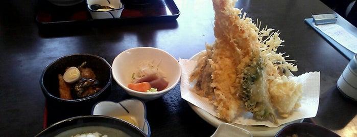 お食事処 てんぷら 桂 is one of food.