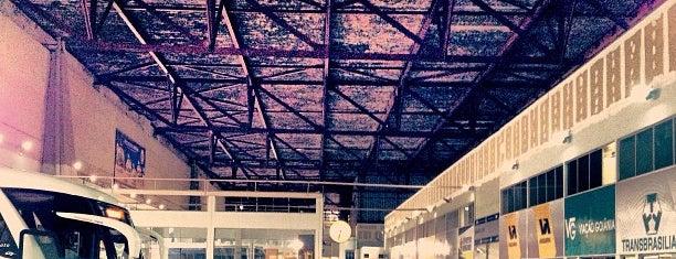 Terminal Rodoviário de Goiânia is one of Pontos Turisticos Essenciais Goiania.