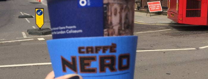 Caffè Nero is one of Top picks for Coffee Shops.