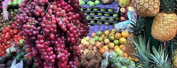Plaza de Mercado de Paloquemao is one of Colombia.