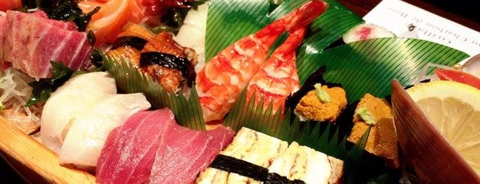Matsuda is one of Gourmet.