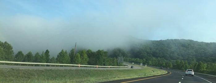Appalachian Mountians is one of Trips.