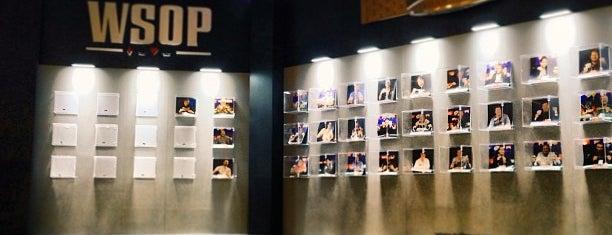 2013 World Series of Poker (WSOP) is one of Vegan dining in Las Vegas.